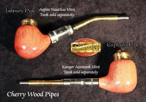 Cherry Steam-e-Pipe by Steampunked-Out