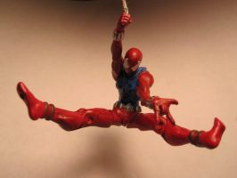 Scarlet Spider Custom by Baker009