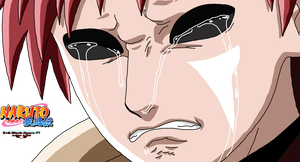 [1000 Subscribers Special]Gaara crying speedpaint by Evil-Black-Sparx-77
