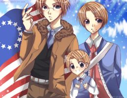 Good Morning, America by Kaiami