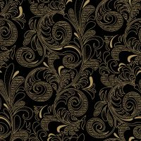 Seamless Wall Paper Print 3 by DonCabanza