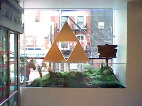 NWS World's Largest Triforce by MachBiker