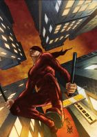 The Devil Of Hell S Kitchen  Daredevil  By Pjbhavs by royhobbitz