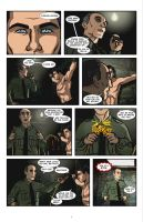 Archer Comic - issue 1, page 01 by StradivariusCain