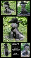 Zraya Plush by PixelMecha