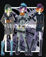 Menswear Inspired 1 by Evilchild715