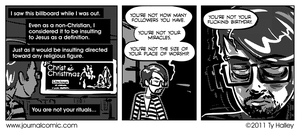Journal Comic - Project Condemn by tyhalley