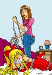 Alice Hogtied by Aramirn123