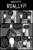 Extremely Creepy Adventures -3- by UnseenChaser