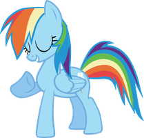 The One and Only Rainbow Dash! by Kait-the-Lynxx