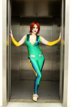 Velocity Cosplay 1 by Meagan-Marie