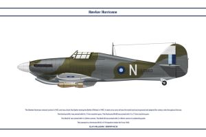 Hurricane India 10 Sqn by WS-Clave
