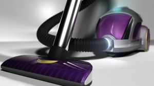 Zorah Vacuum Cleaner by Josiahsal