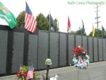 Traveling Vietnam Wall by dogloverbarb