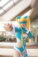 Rainbow Mika by LordliCosplay