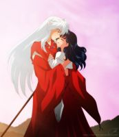 InuKag - Bound to Tomorrow by Cati-Art