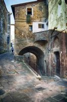 Streets of Chianciano Terme by CitizenFresh
