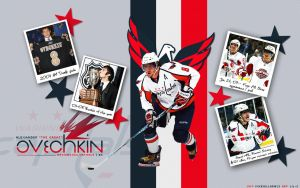 Alexander Ovechkin-Was Captial by lilc09
