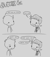 Soul-less Cas 37 by musicalirony