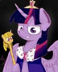 Queen Twilight Sparkle The Greatest by ToksinBlak