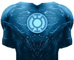 Blue Lantern Chest 2 by KalEl7