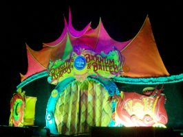 Ringling Brothers Dragons by pink12301