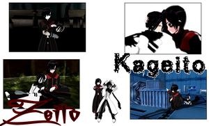 Zeito Relations: Kageito by BloodyVocaloid