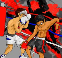Boxing2-3 by P-KC