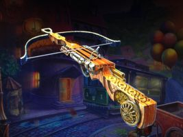 Hunter's crossbow by isaac77598