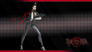 Bayonetta render Wallpaper HD by ArRoW-4-U