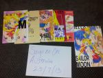 Sailor moon for sale - Hello world Doujinshi by DaTenshiOni