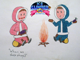 Ice Climbers Tribute by Pokemoniac