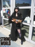 Nico Robin Strong World 1 by Azumina
