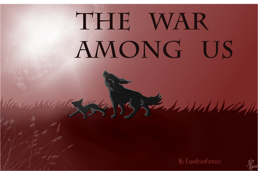 The War Among Us (Cover Page) by ExpeditionFantasy