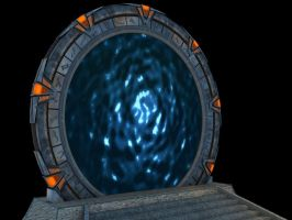 Stargate and Steps - Skylight by user4574