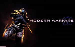 Modern Warfare 2 Wallpaper by SlivErJap