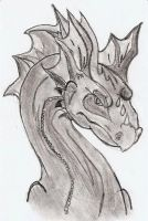 Water dragon-scanned by chocolate-freak