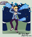 HPM - New Year : Entering with Gangnam Style by TamarinFrog