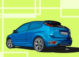 ford focus by skajme