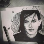 Placebo Molko by mirabillisfuture