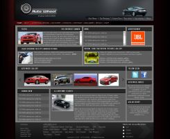 web template auto by graphicsnme
