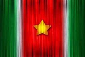 Flag of Suriname by ravirajcoomar