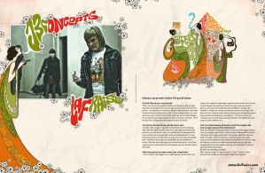 laFraise Vice UK 2nd issue by dertrickzer