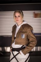 Annie Leonhardt 2 - Cosplay by Conwant