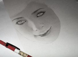 8th Drawing WIP1 2011 by KLSADAKO
