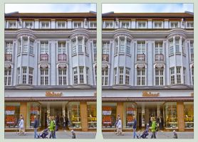 Historical Department Store 3D by zour