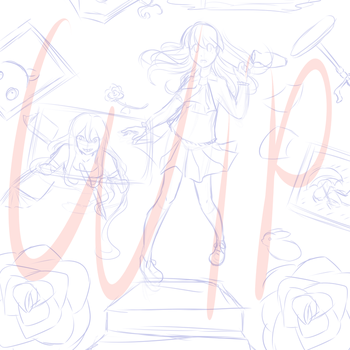 {WIP} Ib by Mama--Miki