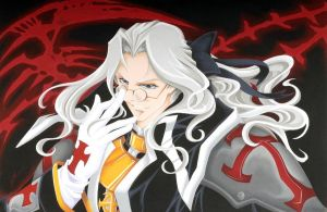 Trinity Blood: Abel by starxade