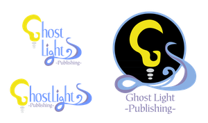 Ghost Light Publishing Logos Commission by denzel94