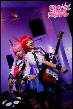 Angel Beats!: Our Song by LoliJellyBunny
